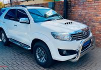 Used Cars for Sale In Gauteng Fresh toyota fortuner fortuner 3 0d 4d for Sale In Gauteng