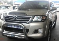 Used Cars for Sale In Gauteng Unique toyota Hilux 3 0d 4d Double Cab Raider for Sale In Gauteng