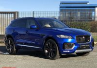 Used Cars for Sale In Germany Elegant Jaguar Suv Electric Used Jaguar F Pace 2 0d R Sport 5dr Auto