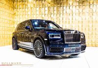 Used Cars for Sale In Germany Elegant Rolls Royce Cullinan by Mansory Hollmann Luxury Pulse