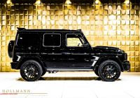 Used Cars for Sale In Germany Luxury for Sale Mercedes Benz G 63 Amg Brabus 800 Hollmann