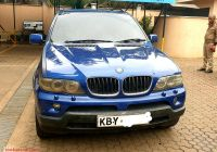 Used Cars for Sale In Kenya Beautiful Bmw X5 2007 3 0d Sport Blue