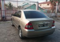 Used Cars for Sale In Kenya Lovely toyota Corolla Nze