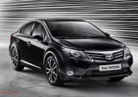Used Cars for Sale In Nigeria Lovely toyota Avensis 2012 Black