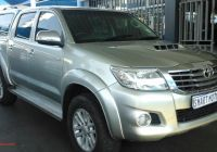 Used Cars for Sale Johannesburg Awesome toyota Hilux 3 0d 4d Double Cab 4×4 Raider for Sale In