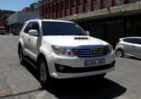 Used Cars for Sale Johannesburg Unique toyota fortuner 3 0d 4d for Sale In Gauteng