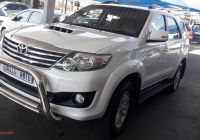 Used Cars for Sale Johannesburg Unique toyota fortuner fortuner 3 0d 4d 4×4 for Sale In Gauteng