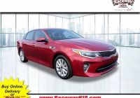 Used Cars for Sale Kia Elegant Certified Pre Owned 2018 Kia Optima S 4dr Car In Freehold