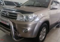 Used Cars for Sale Kitchener Lovely toyota fortuner fortuner 3 0d 4d for Sale In Gauteng