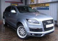 Used Cars for Sale Manchester Awesome Audi Q7