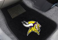 Used Cars for Sale Mn New Minnesota Vikings 2 Piece Embroidered Car Mat Set