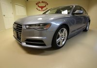 Used Cars for Sale Near Me Audi Fresh 2016 Audi A6 2 0t Premium Plus Stock for Sale Near Albany