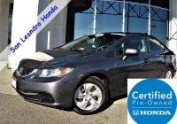Used Cars for Sale Near Me with Low Mileage New Cheap Price On Used Honda Civic for Sale In San Leandro Ca R1499