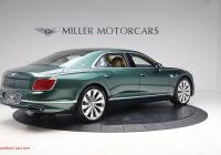 Used Cars for Sale Nyc Lovely 2020 Bentley Flying Spur W12 First Edition Miller