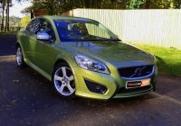 Used Cars for Sale On Facebook New Volvo C30 2 0d R Design In Lime Grass Green for Sale by