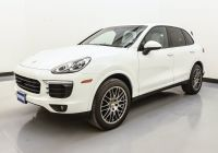 Used Cars for Sale or Trade Near Me Fresh Pre Owned Porsche Vehicles