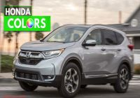 Used Cars for Sale Philippines Inspirational 2017 Honda Cr V Colors Philippines