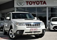 Used Cars for Sale Queensland Inspirational 2012 Subaru forester 2 0d S3 Manual Awd My12 Oag Ad