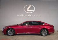 Used Cars for Sale San Antonio Fresh L Certified 2018 Lexus Ls