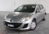 Used Cars for Sale townsville New 2006 Mazda 3 Hatchback