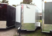 Used Cars for Sale Tulsa Luxury 6 X 12 Enclosed Cargo Trailer Hitchittrailers In