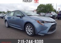 Used Cars for Sale Under $4 000 Luxury 2021 toyota Corolla for Sale In Trevose Jtdepmae8mj