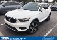 Used Cars for Sale Volvo Xc40 Beautiful Certified Pre Owned 2019 Volvo Xc40 Momentum