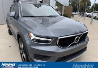 Used Cars for Sale Volvo Xc40 Fresh Certified Pre Owned 2019 Volvo Xc40 Momentum