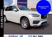 Used Cars for Sale Volvo Xc90 Luxury Pre Owned 2017 Volvo Xc90 Momentum Sport Utility In