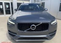 Used Cars for Sale Volvo Xc90 Unique Certified Pre Owned 2018 Volvo Xc90 Momentum