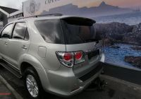 Used Cars for Sale Western Cape Inspirational toyota fortuner fortuner 3 0d 4d Auto for Sale In Western