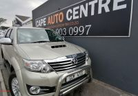 Used Cars for Sale Western Cape Unique toyota fortuner fortuner 3 0d 4d 4×4 Auto for Sale In