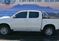 Used Cars for Sale Western Cape Unique toyota Hilux Hilux 3 0d 4d Double Cab Raider for Sale In
