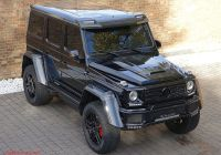 Used Cars for Sale Windsor Fresh 2016 Mercedes Benz G Class G500 4×4² Brabus