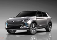 Used Cars for Sale Winnipeg Inspirational Ssangyong S E Siv Concept is Electric Municative and