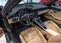 Used Cars for Sale with Manual Transmission Elegant Used 2017 Porsche 911 Carrera 4s Cabriolet Rare Manual