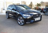 Used Cars for Sale with No Credit New Used Jaguar F Pace for Sale Stoneacre