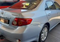 Used Cars for Sale X Corolla Elegant toyota Corolla 2 0d 4d Advanced for Sale In north West