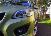 Used Cars for Sale York Luxury Volvo C30 2 0d R Design In Lime Grass Green for Sale by