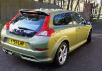Used Cars for Sale York New Volvo C30 2 0d R Design In Lime Grass Green for Sale by