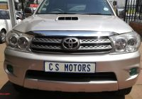 Used Cars for Sale Za Luxury toyota fortuner 3 0d 4d 4×4 for Sale In Gauteng