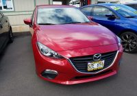 Used Cars Hilo Best Of 2016 Mazda 3