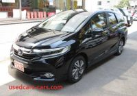 Used Cars Honda 2018 Awesome 2018 Honda Shuttle Ref No 0120058326 Used Cars for