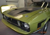 Used Cars Jackson Mi Awesome 1973 ford Mustang Convertible for Sale Auto Appraisal Ann Arbor