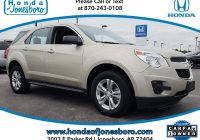 Used Cars Jonesboro Ar New Used 2015 Chevrolet Equinox for Sale Jonesboro Ar