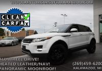 Used Cars Kalamazoo Awesome Used 2015 Land Rover Range Rover Evoque for Sale