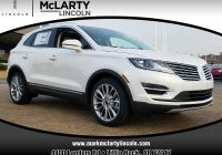 Used Cars Little Rock Beautiful New White Platinum 2018 Lincoln Mkc for Sale In north Little Rock Ar