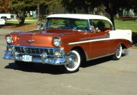 Used Cars Medford Luxury 1956 Chevy Bel Air 2d