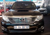 Used Cars Near Me Under $5000 Fresh toyota fortuner 3 0d 4d Ltd Edition Auto for Sale In Gauteng