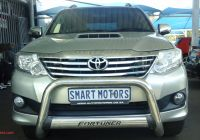 Used Cars Near Me Under $5000 New toyota fortuner 3 0d 4d for Sale In Gauteng
